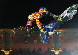 Чемпионат по мотоспорту Red Bull X Fighters